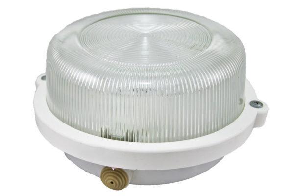 Светильник НПП 03-100-005.03 У3 (корпус с обручем без защитной решетки, белый) TDM SQ0311-0003
