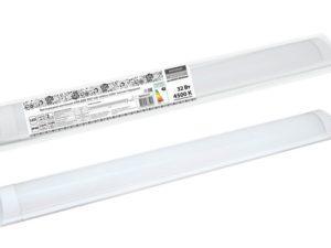 Светодиодный светильник LED ДПО 3017 32Вт 2900лм 4500К Компакт Народный SQ0329-0127