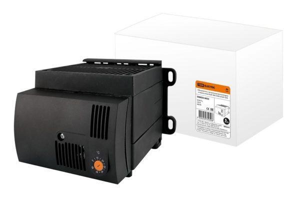 Обогреватель с встроенным вентилятором и термостатом ОШВт