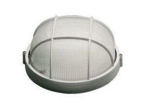 Светильник НПБ1302 белый/круг с реш. 60Вт IP54 TDM SQ0303-0032