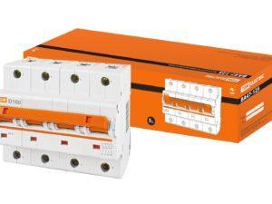 Автоматические выключатели ВА47-125