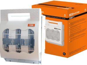 Выключатель-разъединитель с функцией защиты ПВР 1 3П 250A TDM SQ0726-0002