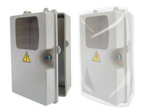 ЩУ-П-1ф/3ф (360х225х155) пластик, монтажная панель IP54 TDM SQ0906-0304