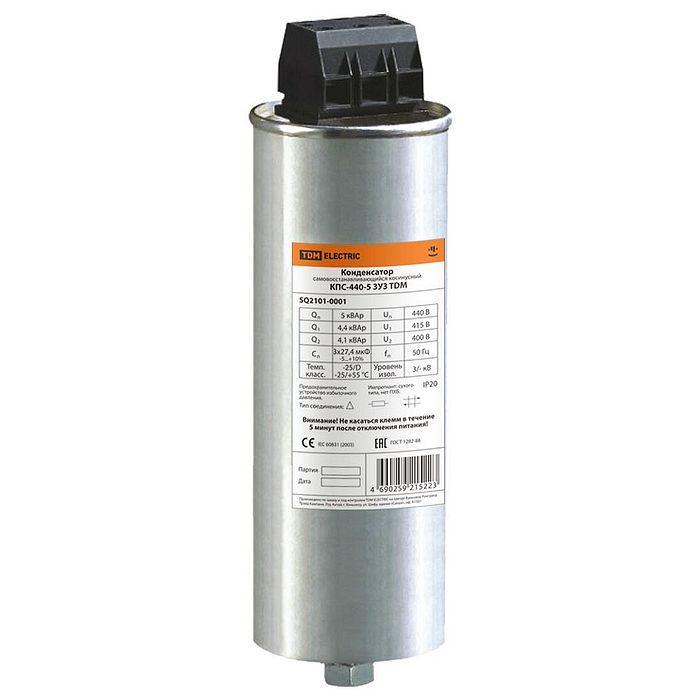 Конденсатор КПС-440-20 3У3 TDM SQ2101-0006