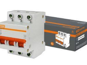 Автоматические выключатели ВА47-63