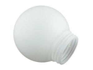 Рассеиватель РПА 85-200 шар-пластик (белый) TDM SQ0321-0003