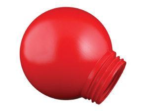 Рассеиватель РПА 85-150 шар-пластик (красный) TDM SQ0321-0008