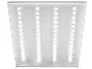 """Светодиодный светильник """"Призма"""" LED 595 4000лм 40Вт 6000К 595х595 TDM SQ0329-1033"""