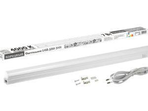 Светильник LED ДПО 2001 7 Вт, 4000К, IP40, Народный SQ0329-0069