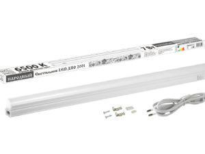 Светильник LED ДПО 2001 7 Вт, 6500К, IP40, 568 мм, Народный SQ0329-0113