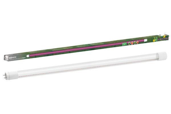 """Лампа светодиодная T8-18 Вт-230 В-G13 """"ФИТО"""" 1200 мм TDM SQ0340-0239"""