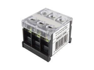 Блок зажимов БЗД-3 до 4,0 мм2 30A TDM SQ0531-0304