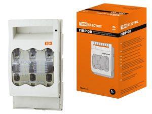 Выключатель-разъединитель с функцией защиты ПВР 00 3П 160A TDMSQ0726-0001
