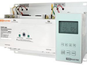 Блок автоматического ввода резерва БАВР 3П 800/800А TDMSQ0743-0008