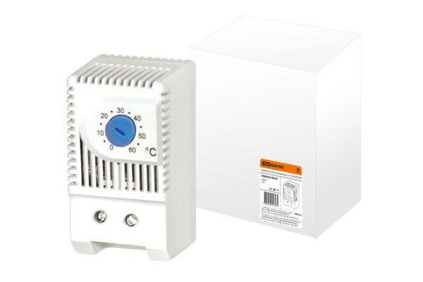Термостат NO (охлаждение) 2А 230В TDM SQ0832-0019