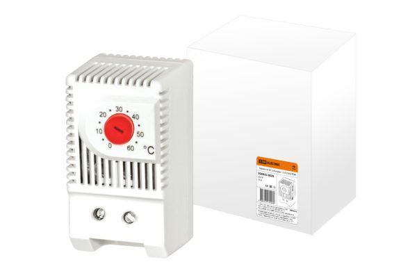 Термостат NС (обогрев) 10А 230В TDM SQ0832-0020
