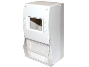 Щиток квартирный ЩК 26-003 2-6 модулей DIN с дверкой IP20 TDMSQ0906-0016