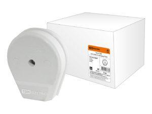Вилка ВШ 32А 250В 2Р+РЕ белая TDM SQ1812-0007
