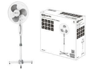 Вентиляторы бытовые напольные и настольные