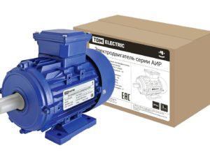 Электродвигатель АИР 63B2 0,55 кВт 3000 об/мин 1081 SQ3001-0004