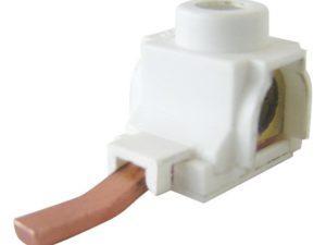 Вводная клемма для модульного оборудования изолированная с винтовым зажимом 4-25мм TDMSQ0818-0001