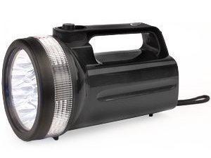 """Фонарь """"Прожектор"""", светодиодный, 12 светодиодов 36 лм/Вт, бат. 4*D TDM SQ0350-0009"""
