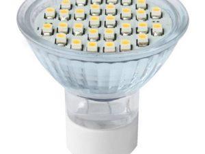 Лампа светодиодная PAR16-3 Вт-220 В -3000 К–GU 10 SMD TDM SQ0340-0026