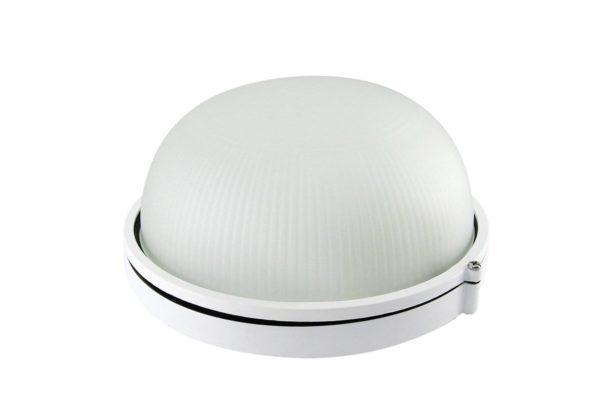 Светильник НПБ1301 белый/круг 60Вт IP54 TDM SQ0303-0030