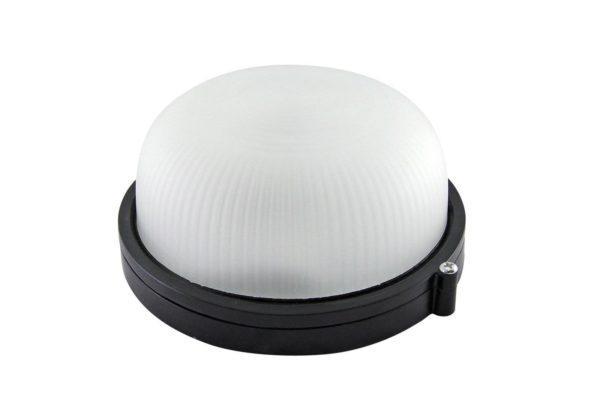 Светильник НПБ1301 черный/круг 60Вт IP54 TDM SQ0303-0031