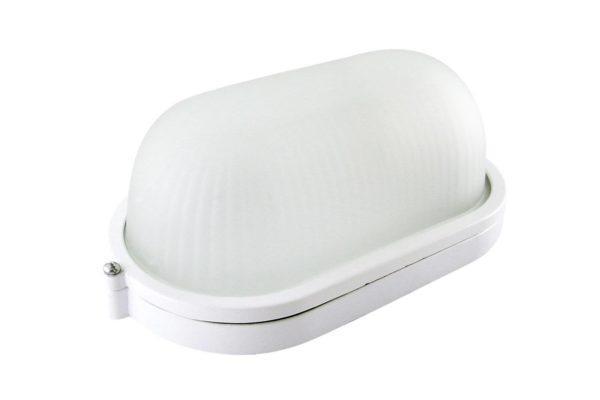 Светильник НПБ1401 белый/овал 60Вт IP54 TDM SQ0303-0034
