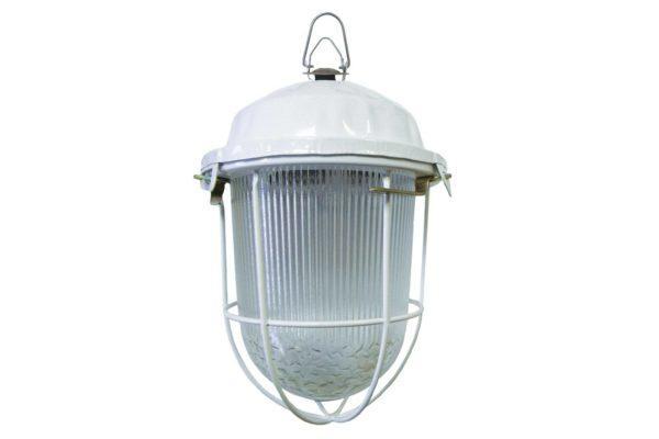 Светильник НСП 02-100-002.01 У2 (с решеткой, стекло, крюк) TDM SQ0310-0002