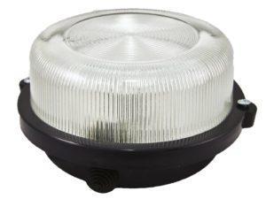 Светильник НПП 03-100-005.03 У3 (корпус с обручем без защитной решетки, черный) TDM SQ0311-0004