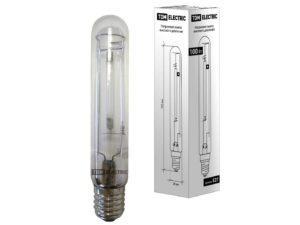 Лампа натриевая высокого давления ДНаТ 100 Вт Е40 TDM SQ0325-0027