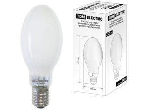 Лампа ртутная высокого давления прямого включения ДРВ 750 Вт Е40 TDM SQ0325-0022