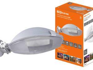 Светильник уличный ЛНУ серый, IP65, 1х100 Вт, Е27 TDM SQ0328-0014