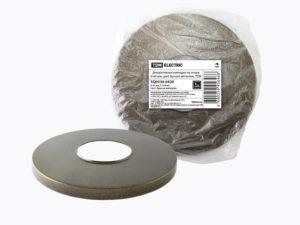 Декоративная накладка на опору d-60 мм, цвет бронза металлик, TDM SQ0330-0420
