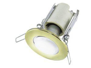 Светильники встраиваемые серии СВ под зеркальную лампу