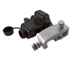 Зажим ответвительный влагозащищенный прокалывающий с раздельной затяжкой болтов ЗОВРЗБ-1С 35-95/4-50 (Р71) TDM SQ0412-0006