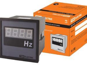 Цифровой частотомер ЦП-Ч72 30-100Гц-0,5 TDM SQ1102-0509