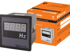 Цифровой частотомер ЦП-Ч72 30-100Гц-0,5-Р TDM SQ1102-0529