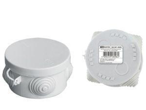 Монтажные коробки открытой установки IP42, IP54, IP55