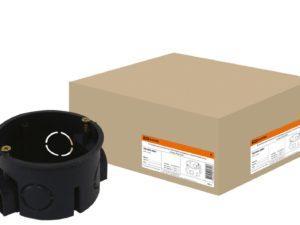 Коробки установочные для твердых стен (кирпич, бетон)