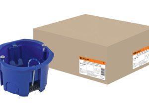 Коробки установочные для полых стен (гипсокартон)