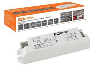Электронные ПРА (ЭПРА) для люминесцентных ламп
