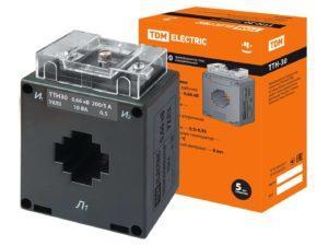 Трансформаторы тока ТТН (кл.точн.0,5)
