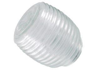 """Рассеиватель шар-стекло (прозрачный) 62-001-А 85 """"Бочонок"""" TDM, SQ0321-0032"""