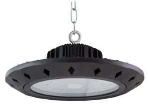 Светильник ДСП-02-050 UFO 50 Вт 5000К IP65 TDM, SQ0352-0012