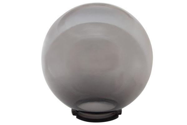 Рассеиватель шар ПММА 350 мм дымчатый (байонет 145 мм) TDM SQ0321-0219