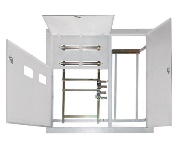 Корпус щита этажного 2 кв. модификация2 (1010х950х160) TDM SQ0905-8820