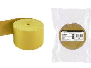 Трубка термоусаживаемая для изоляции шин на напряжение до 10 кВ, желтая ТТШ TDM SQ0548-0405